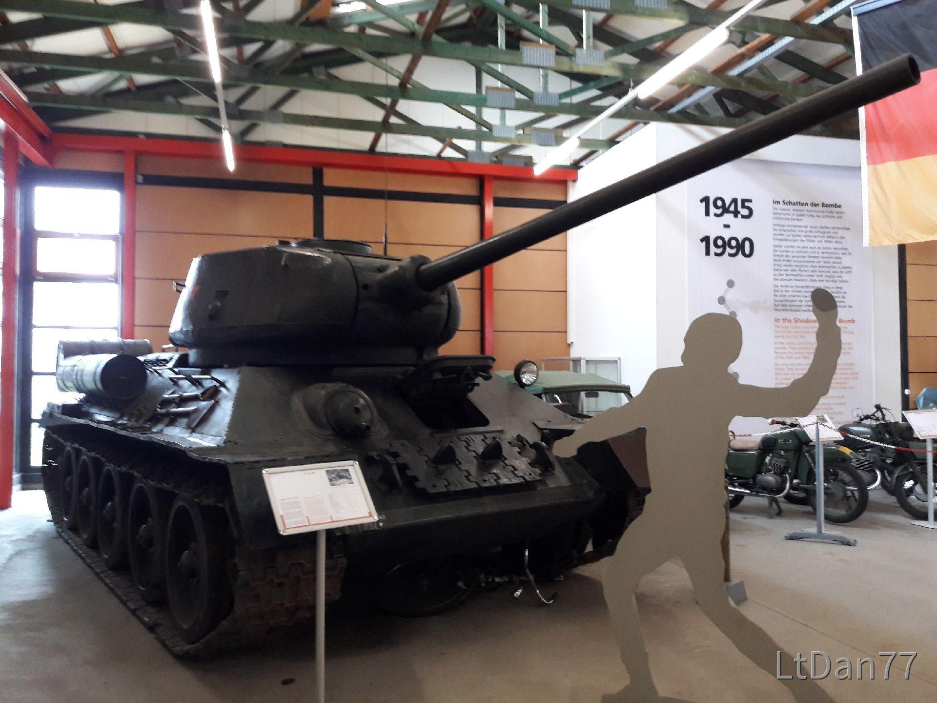 T 34-85