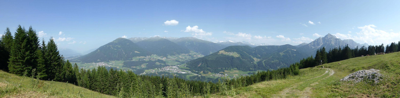 Blick ins Brennertal