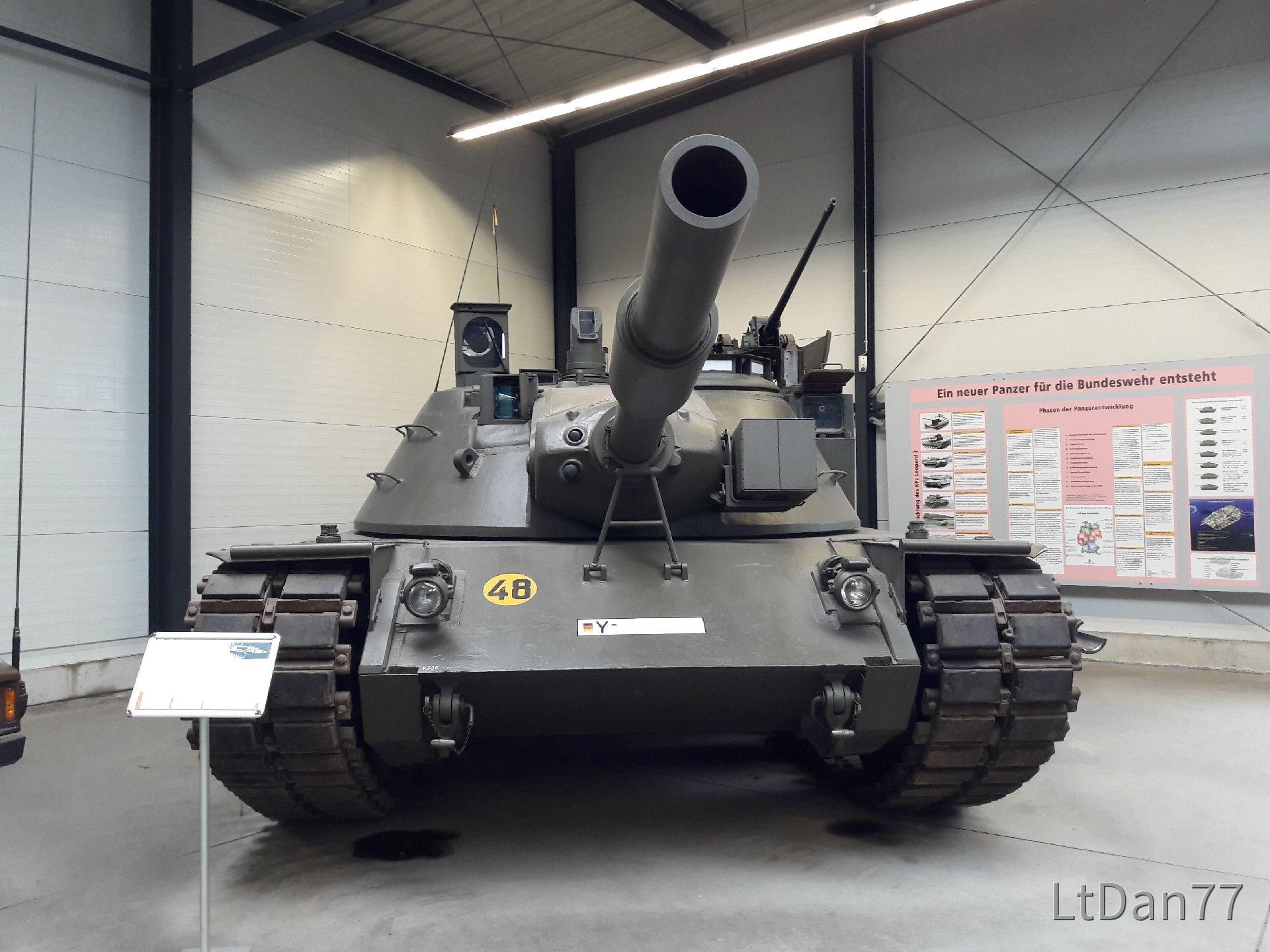Kampfpanzer 70