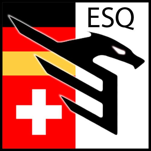 original ESQ Wappen aus 2012 @ aged_osprey