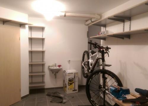 Meine neue Werkstatt