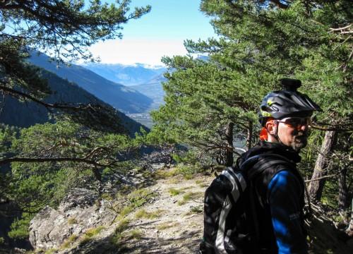 Vinschgau Oktober2014, Roatbrunn Trail