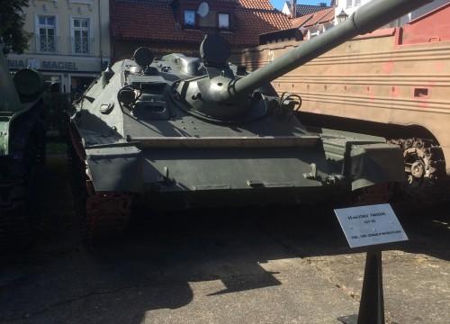 SU 85 im Museum für schwere Waffen in Kolberg