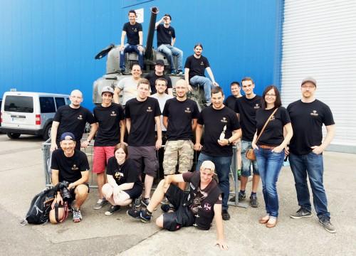 Clantreffen 2015 Sinsheim
